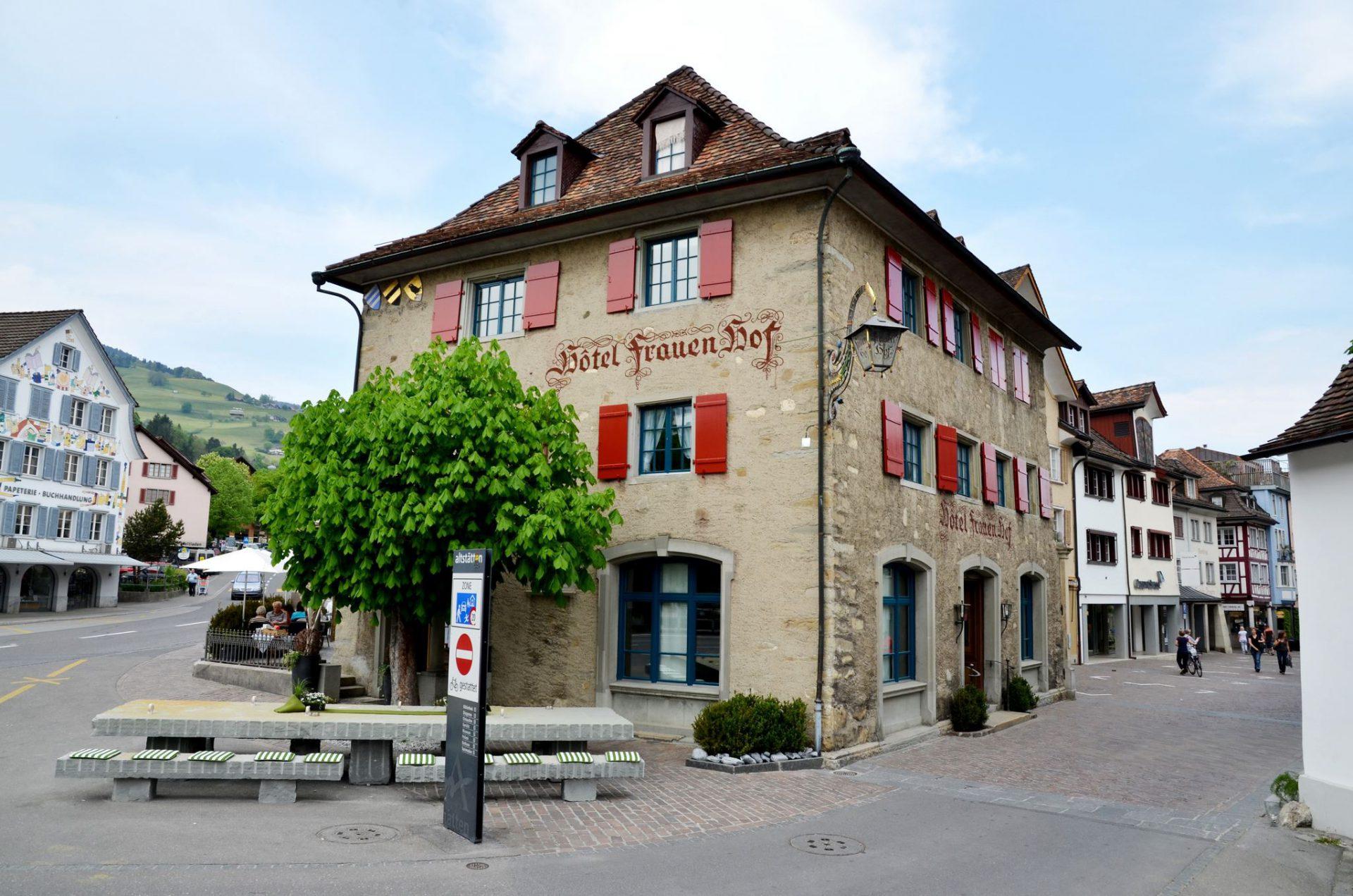 Restaurant Frauenhof Altstätten